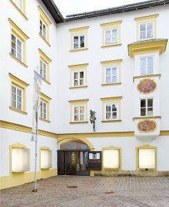 Außenansicht Museum Kitzbühel